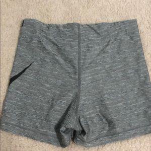 Nike Shorts - grey nike pros